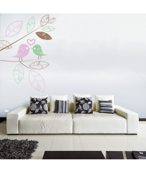 Vinil Decorativo Amor